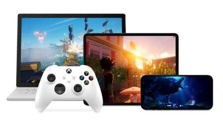 Xbox Cloud Gaming Service,