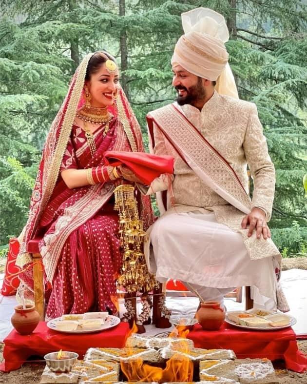 yami gautam aditya dhar wedding