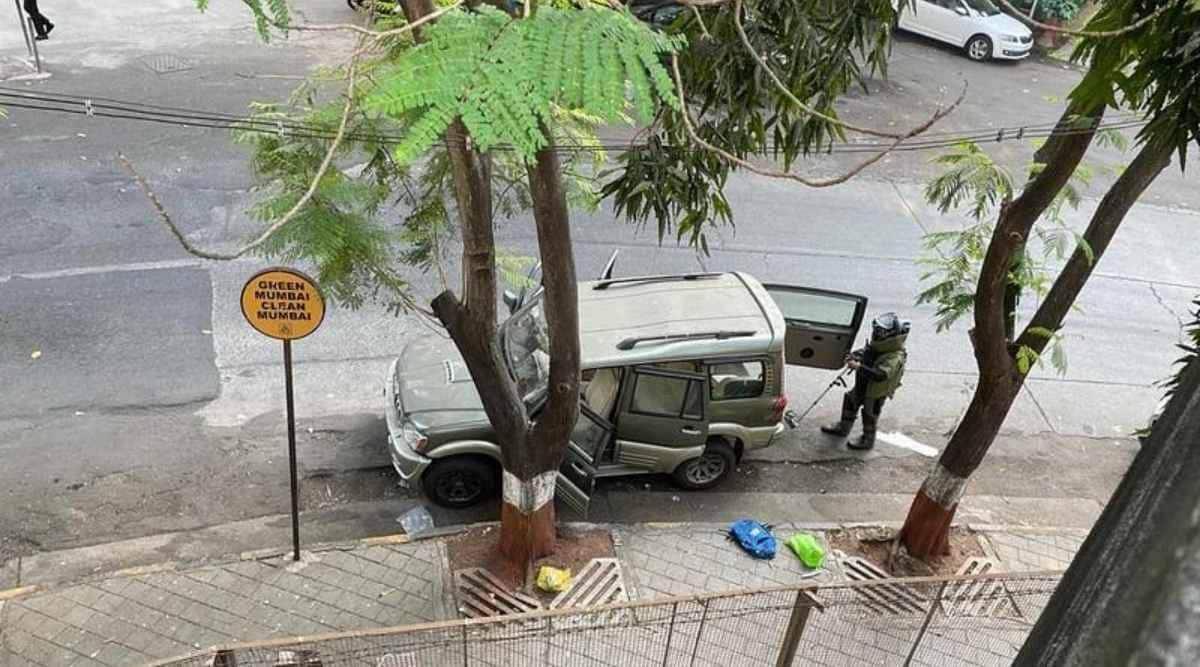 Ambani terror scare & Hiran murder case: NIA custody of two accused extended