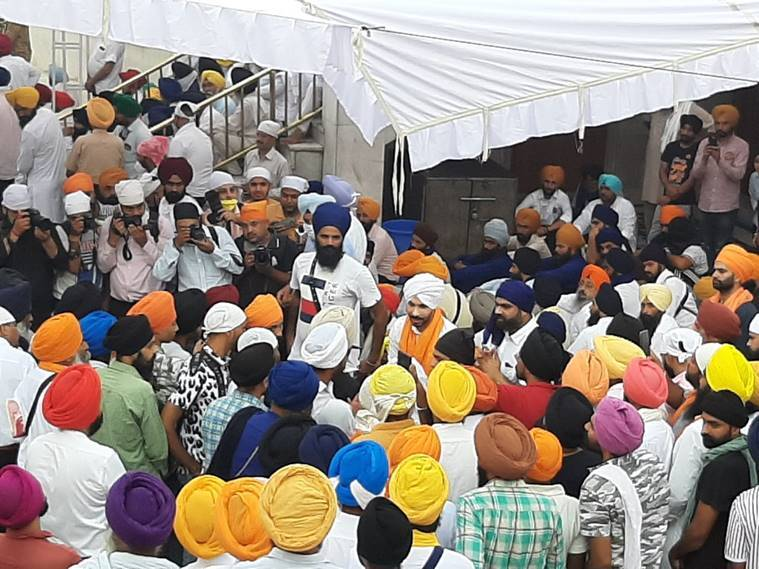 Amid tight security, Operation Blue Star anniversary observed in Amritsar