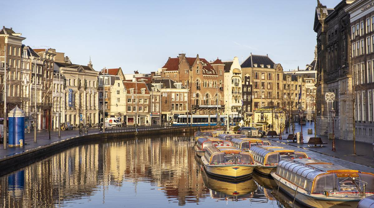 Sinkholes, collapsing canal walls, rickety bridges: Amsterdam is crumbling