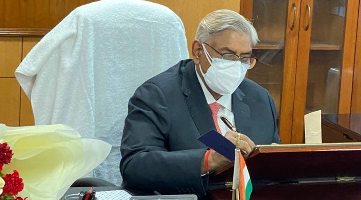 Justice Arun Mishra takes over as NHRC Chairman