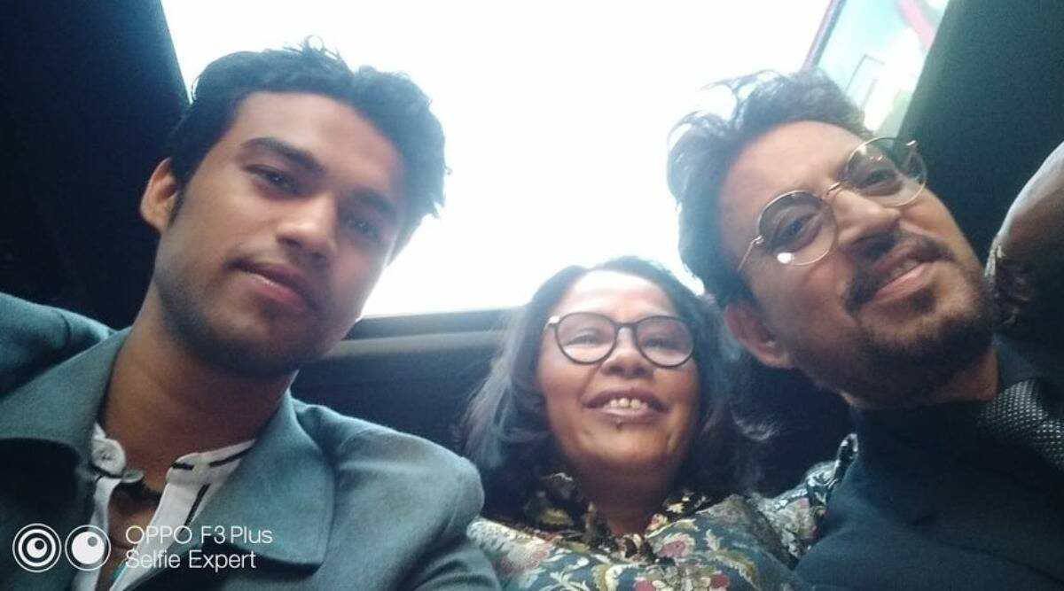 """Babil Khan shares spectacular photos of Irrfan Khan and family: """"Take this opportunity to say you love them"""""""