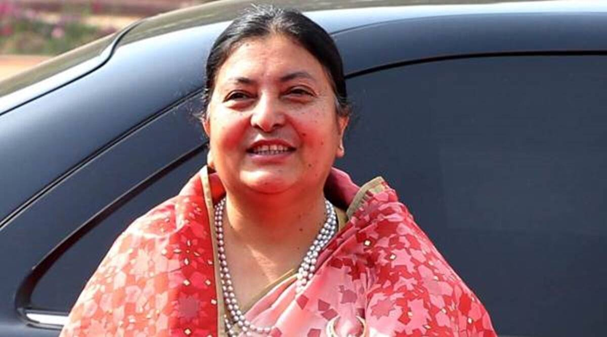 Nepal House dissolution case: President Bhandari says Supreme Court cannot overturn her decision