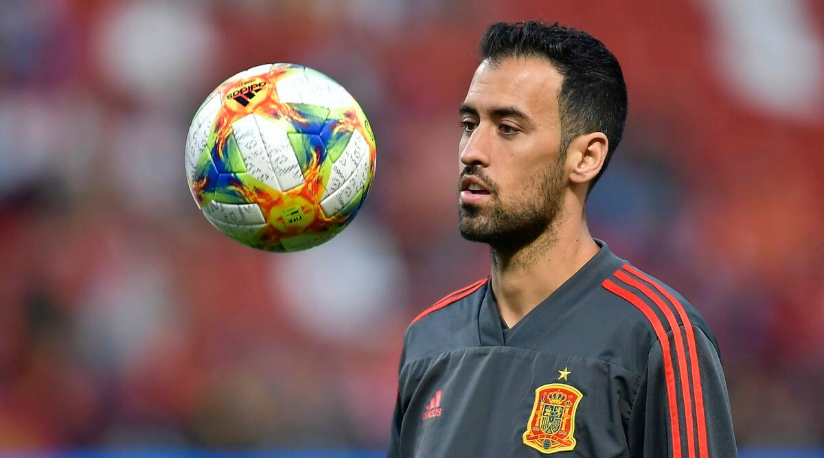 Spain squad to be vaccinated after Sergio Busquets positive