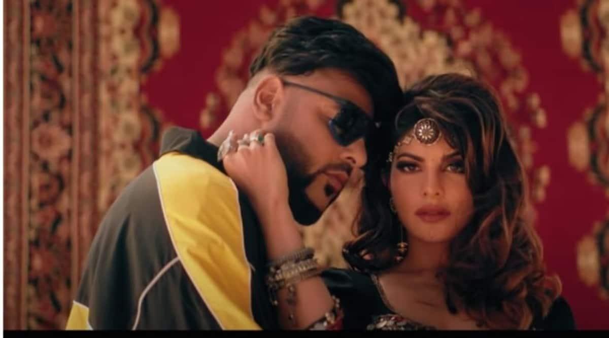 Paani Paani teaser: Jacqueline Fernandez and Badshah promise a stifling love affair