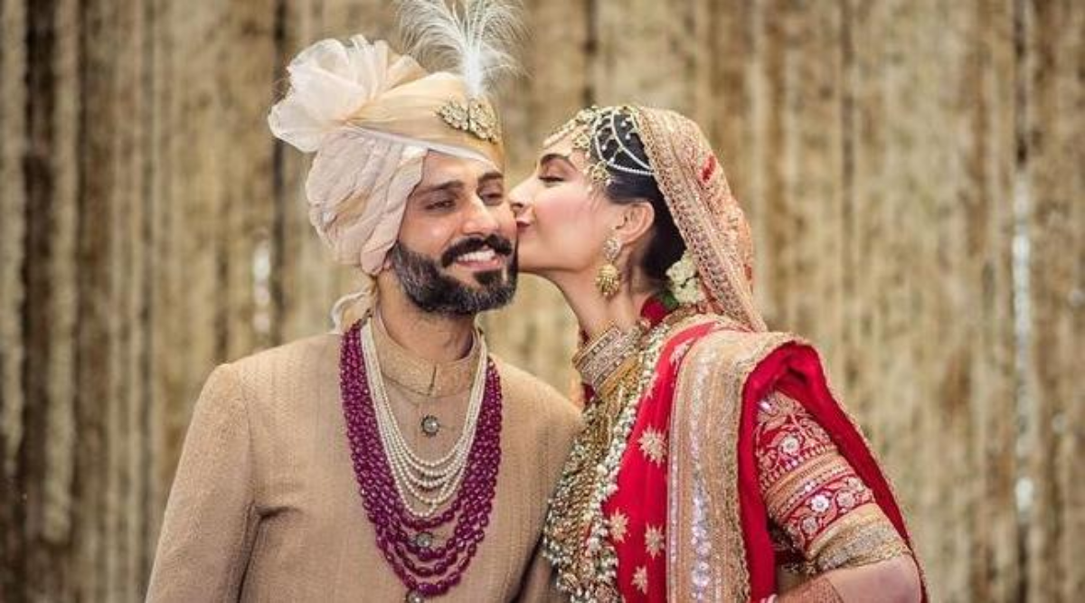 """When Sonam Kapoor met Anand Ahuja: """"He had no idea Anil Kapoor was my father"""""""