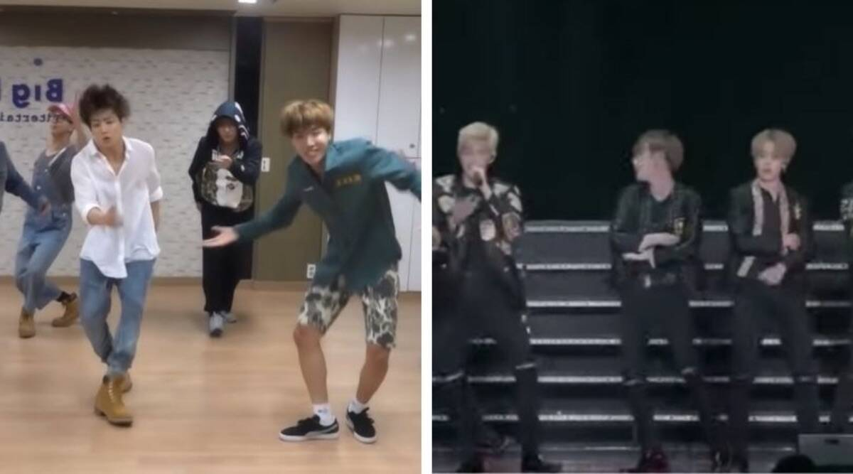 BTS performs Silver Spoon (Photo: Big Hit)