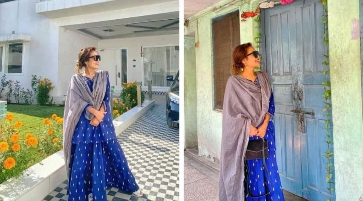 Neha Kakkar had shared photos of her two houses