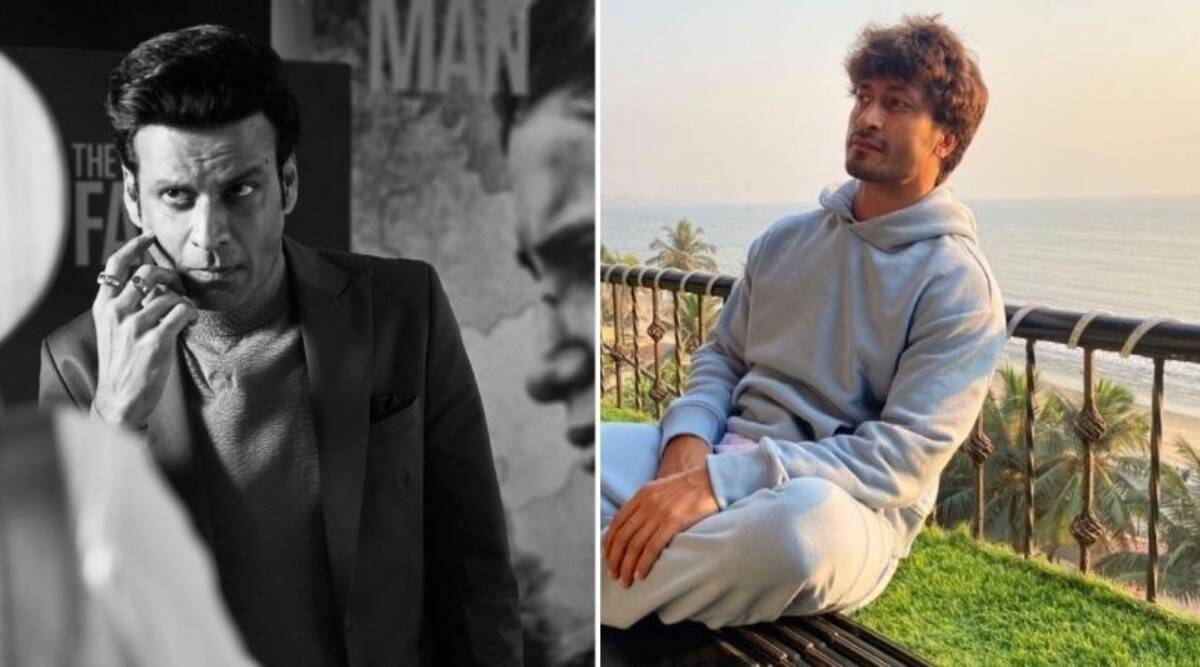Manoj Bajpayee wished Vidyut Jammwal all the best