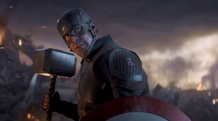 chris evans avengers endgame captain america