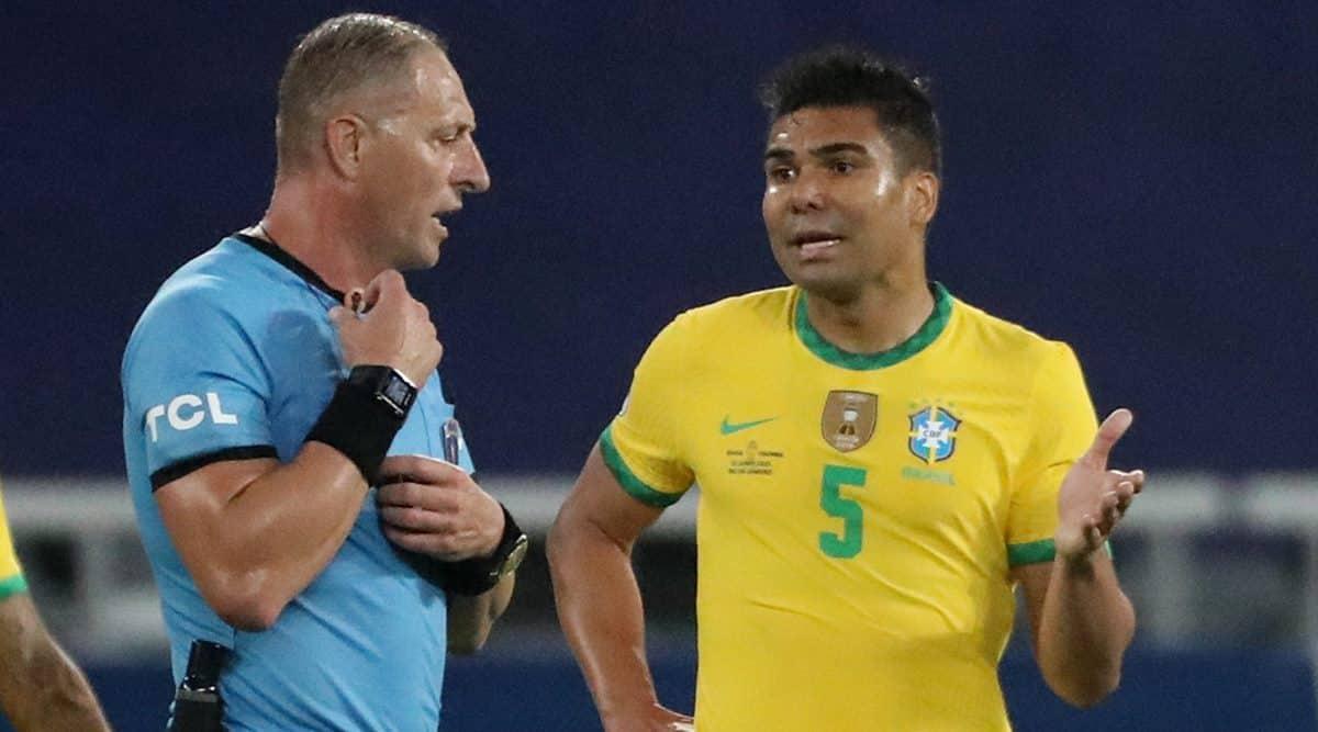 referee Nestor Pitana, brazil vs colombia, nestor pitana controversy, brazil beat colombia, copa america 2021