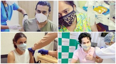 celebs who got covid vaccination