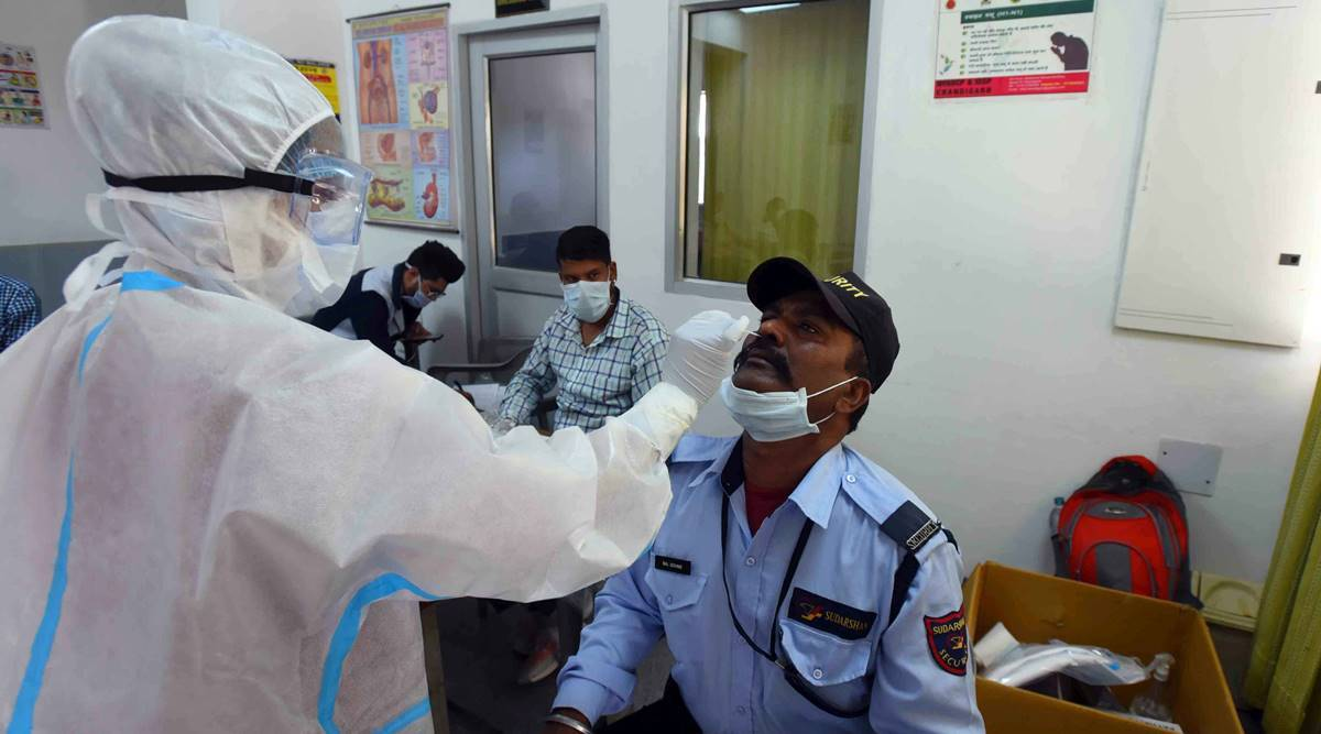 Tricity, Covid-19 India Second Wave, Tricity coronavirus cases, Tricity covid-19 cases, Chandigarh covid-19 cases, Panchkula covid-19 cases, Mohali coronavirus cases, india news, indian express