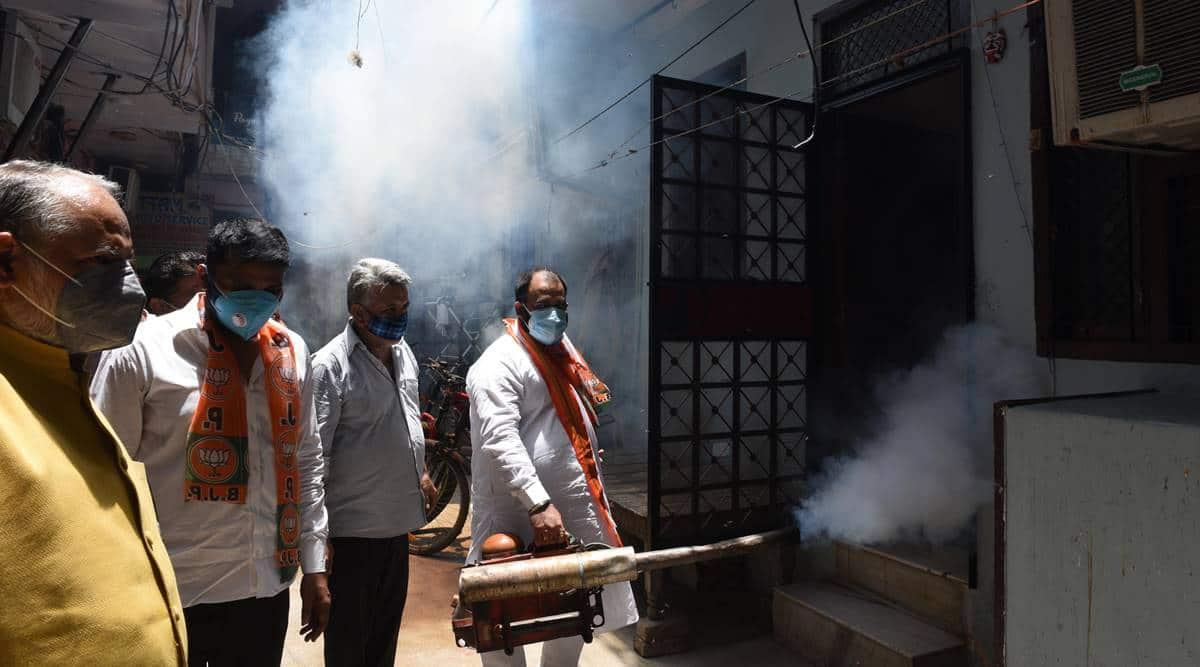 Delhi Dengue tests, Delhi Dengue cases, South Delhi Municipal Corporation, Delhi dengue news, delhi news, delhi latest news, delhi today news, delhi local news, new delhi news, latest delhi news