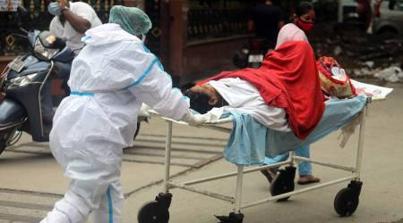 West Bengal, Covid-19 India Second Wave, Covid-19 cases in West Bengal, coronavirus cases in West Bengal, Kolkata coronavirus cases, Kolkata covid-19 cases, Kolkata news, Kolkata latest news, indian express