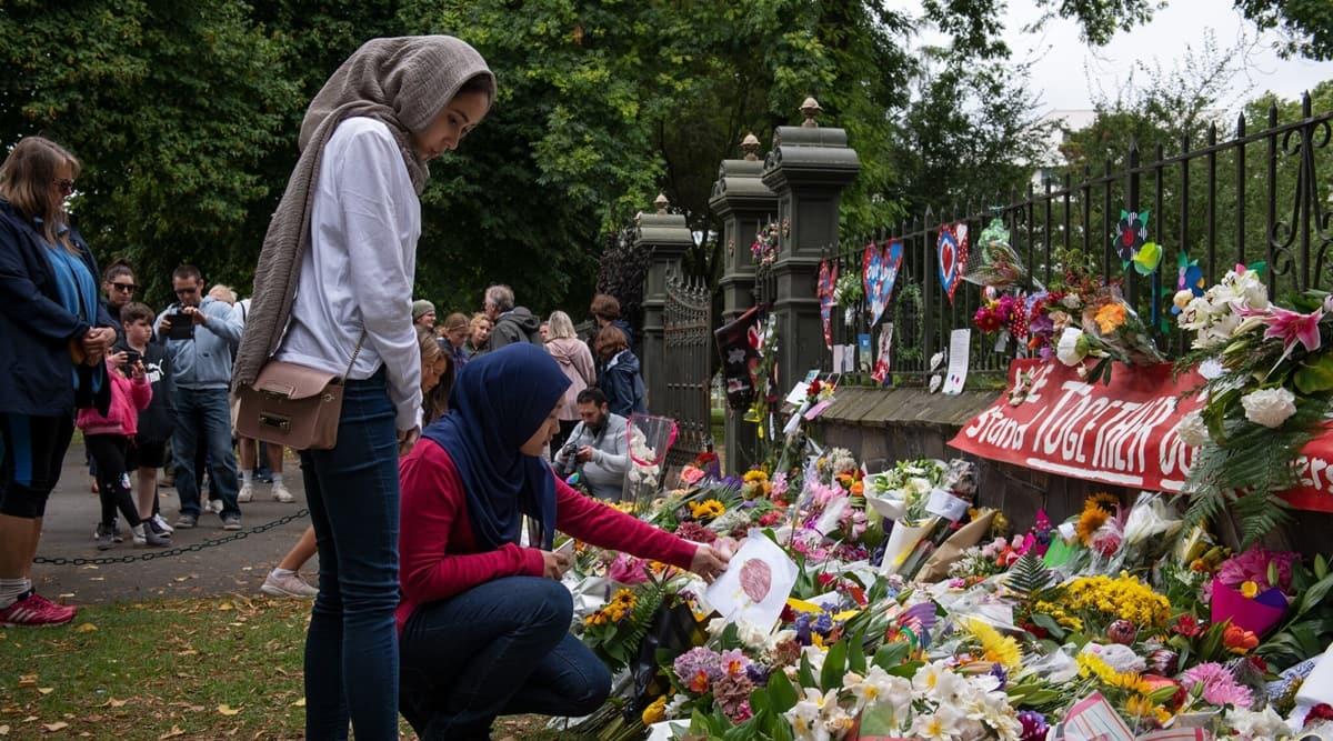 new zealand mosque attack film
