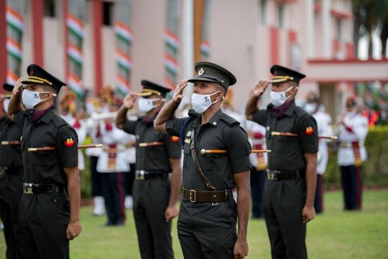 cme passing out parade