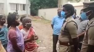 Tamil Nadu, Farmer assault, police assault