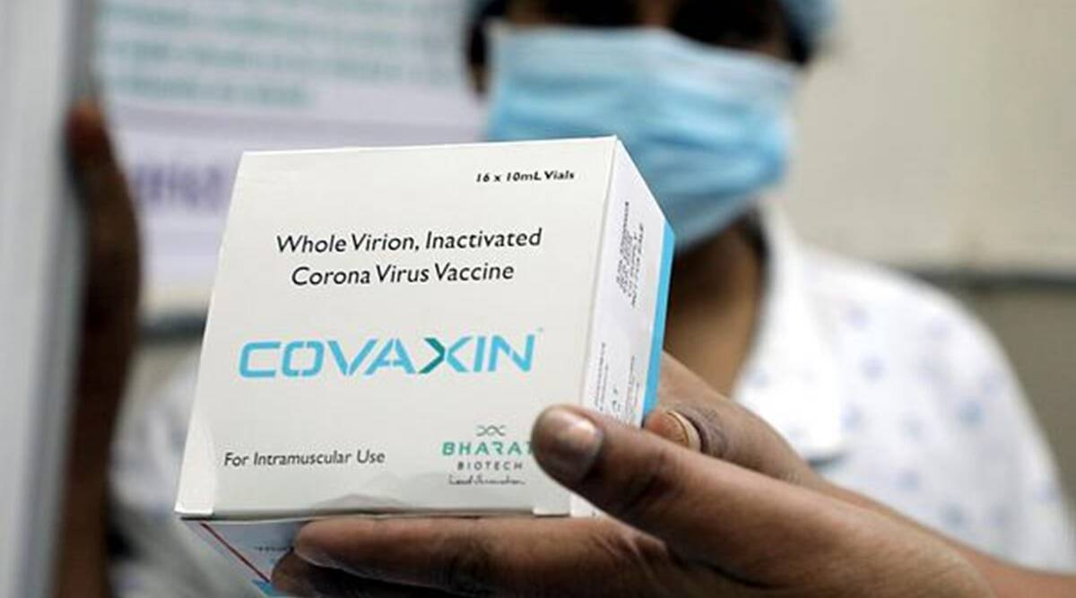 covaxin efficacy, covaxin efficacy data, covaxin bharat biotech, covaxin emergency authorisation, Covid-19 vaccines, India news, indian express news