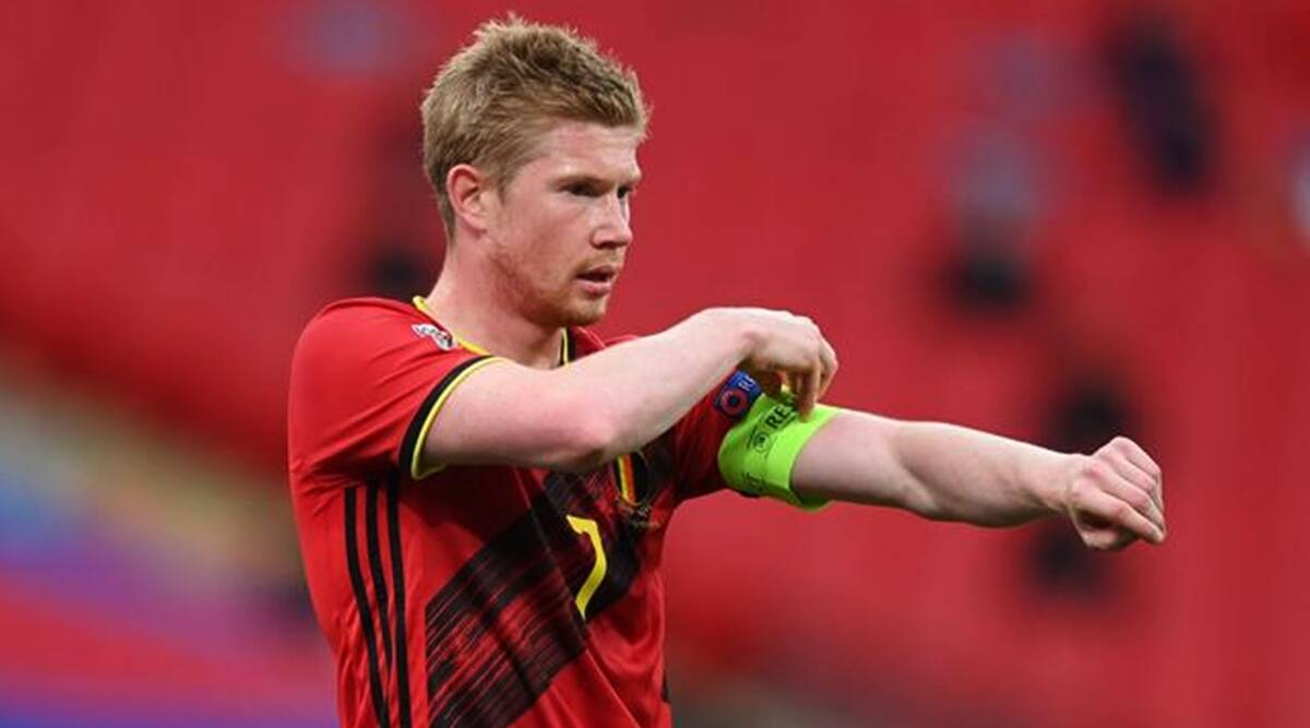 Euro 2020: Kevin De Bruyne to miss Belgium's opener against Russia   Sports  News,The Indian Express