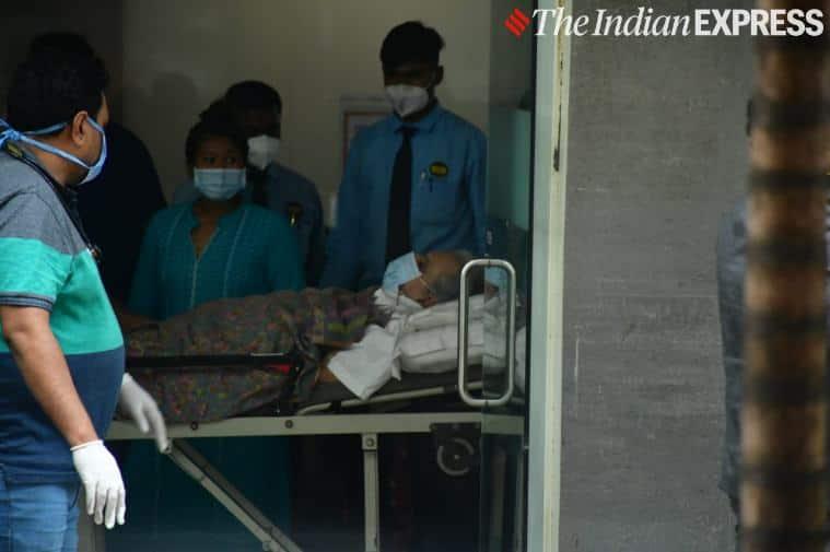 dilip kumar hospital