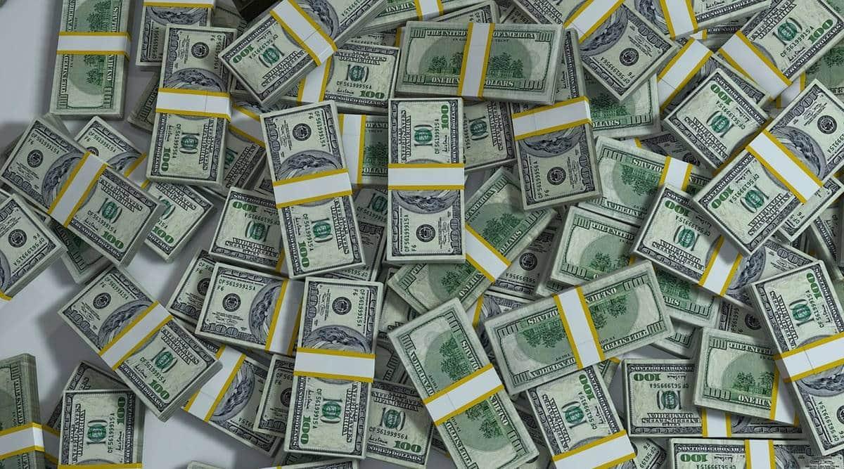 woman billion dollars in account, florida woman $1 billion in account, woman overnight billionaire, weird news, odd news, indian express