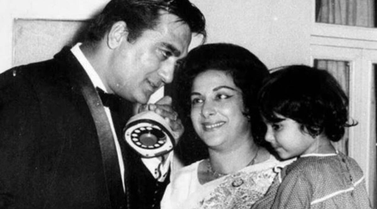 """Sanjay Dutt remembered his mother Nargis Dutt on his birthday: """"No one else like you has landed."""""""