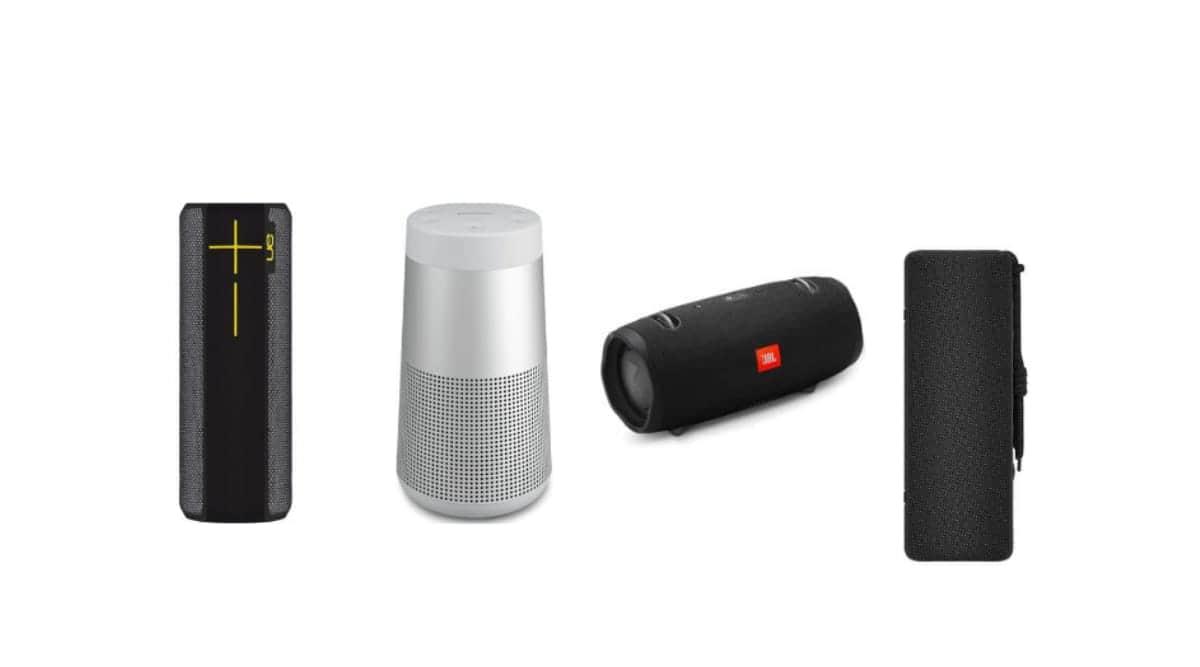 Bluetooth speakers, World Music Day, Bose Soundlink Revolve, Boat Stone 1500, UE Boom 2, Zook Rocker Torpedo, Mi Portable Bluetooth Speaker,