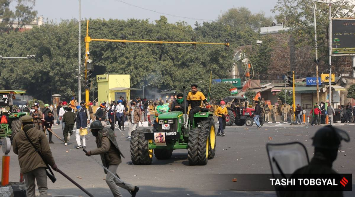 Farmers protests, farm laws, Farmers dharnas, & months of farmers protest, Punjab farmers, India news, Indian express