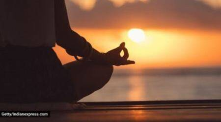 yoga cures acidity, yoga for a healthy body, yoga improves digestive system, meditation for curing acidity, meditation improves stomach health, meditation for a healthy body, indianexpress.com