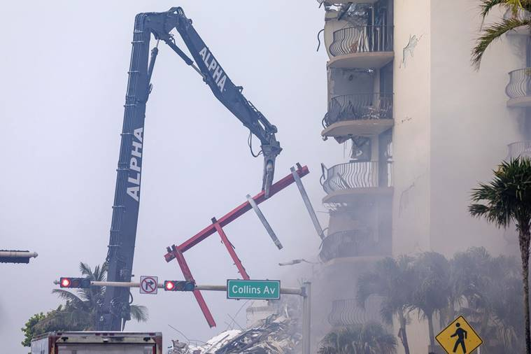 Engineer warned of 'major structural damage' at Florida Condo Complex