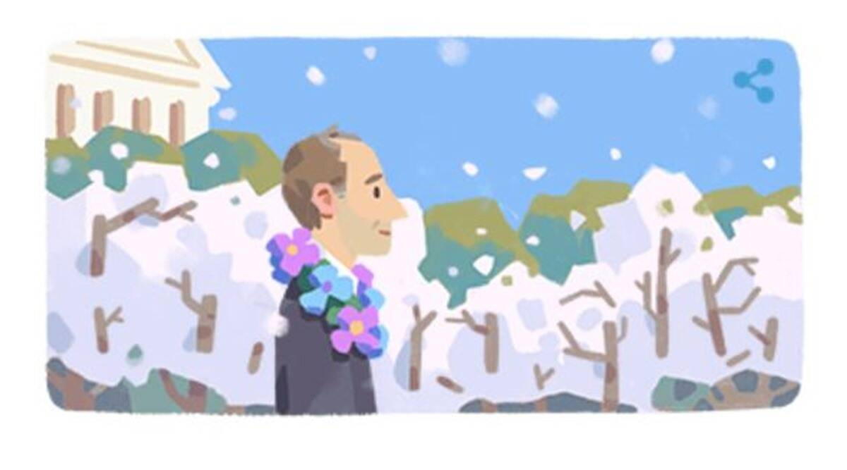 In celebration of Pride Month, Google honours gay rights activist with Doodle
