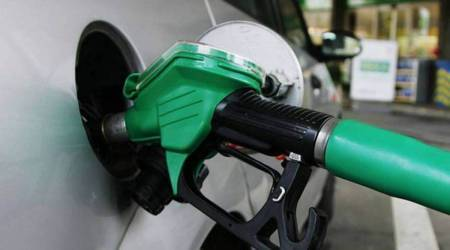petroleum products price