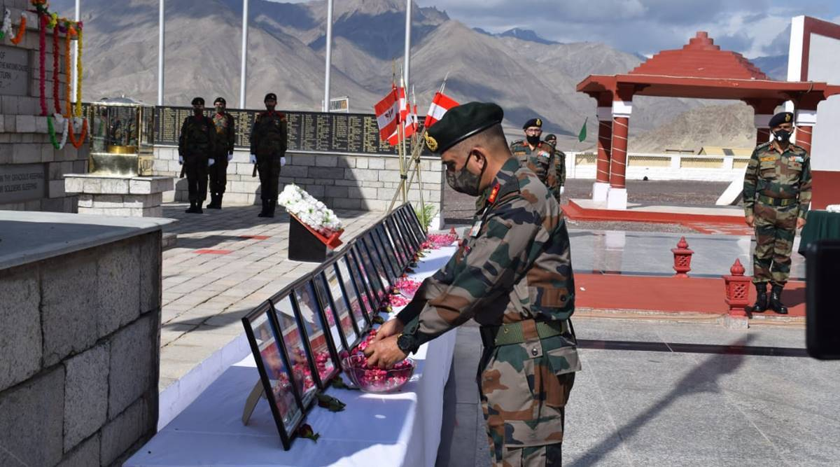 Valour of Galwan bravehearts will be eternally etched in memory of nation: Army