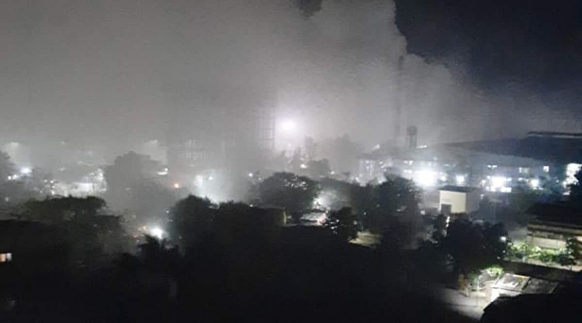 badlapur gas leak, gas leak in badlapur, Shirgaon MIDC gas leak, Aptewadi gas leak, Nobel Intermediates Pvt, mumbai news, mumbai latest news, mumbai news today