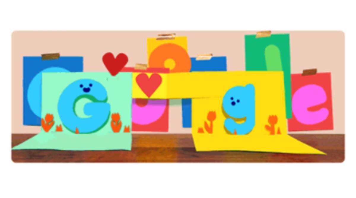 Google celebrates Father's Day 2021 with colorful Doodle