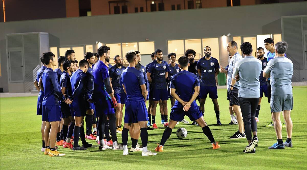 Afghanistan will not be easy but we will go out to win: India head coach Stimac