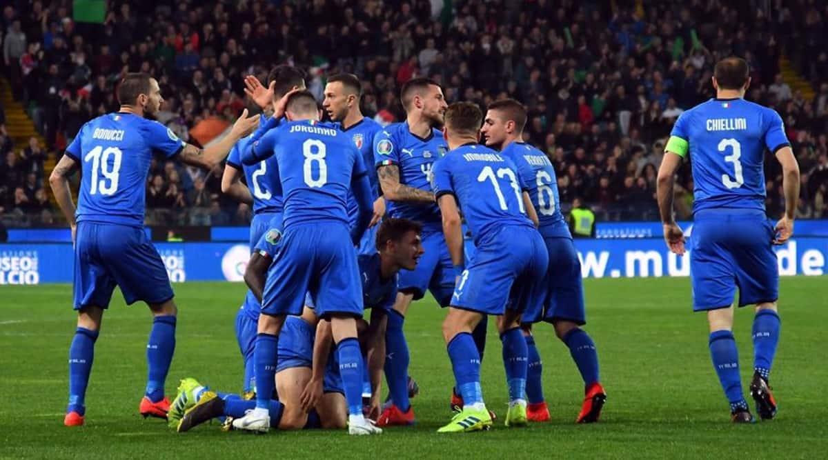 Euro 2020: Mancini's Italy spread wings, take flight