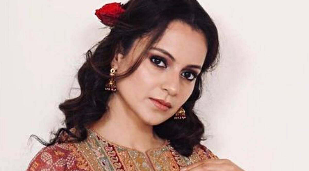 """Kangana Ranaut says he could not pay half of last year's tax """"because he didn't work"""""""