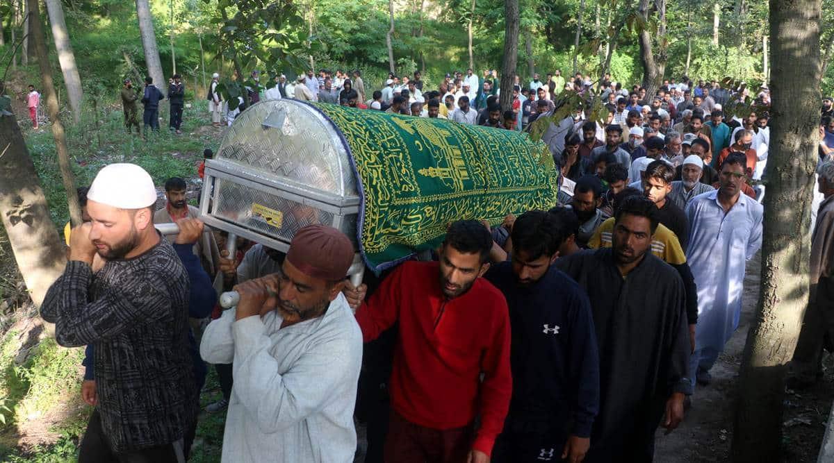 Kashmir terror attack, Kashmir attack, Kashmir officer killed, terrorist kill kashmir police officer, kashmir terror attack, kashmir, kashmir news, J&K terrorist kill police