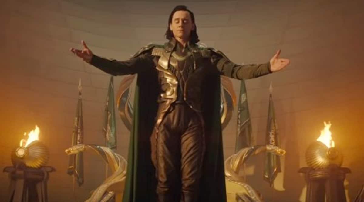 loki tom Hiddleston new stills