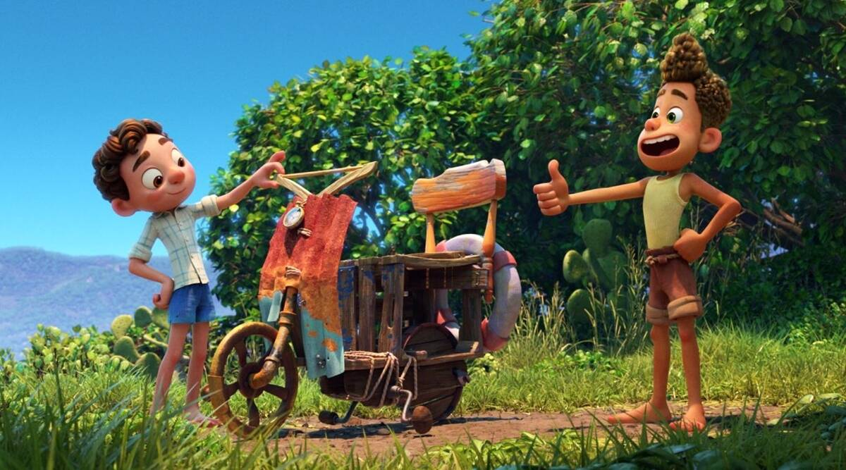 Luca movie review: Pixar's latest is an emotional story about friendship and acceptance | Entertainment News,The Indian Express