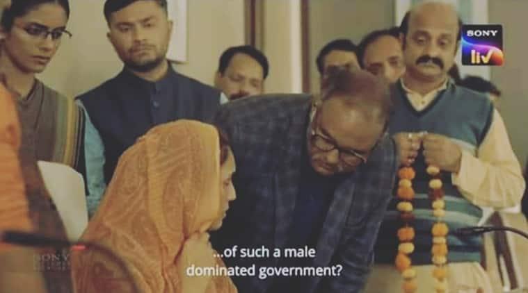maharani huma qureshi stills