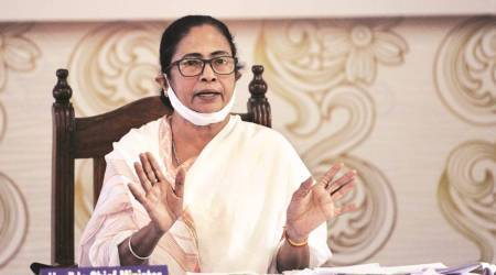 Mamata Banerjee, Mamata employment news, bengal teachers, bengal teacher job, Indian Express, Government vacancies, Durga puja news,