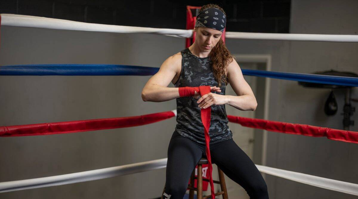 mandy bujold, mandy bujold canada boxer, tokyo olympics boxing qualifiers, boxers benched tokyo olympics, covid 19 impact olympics