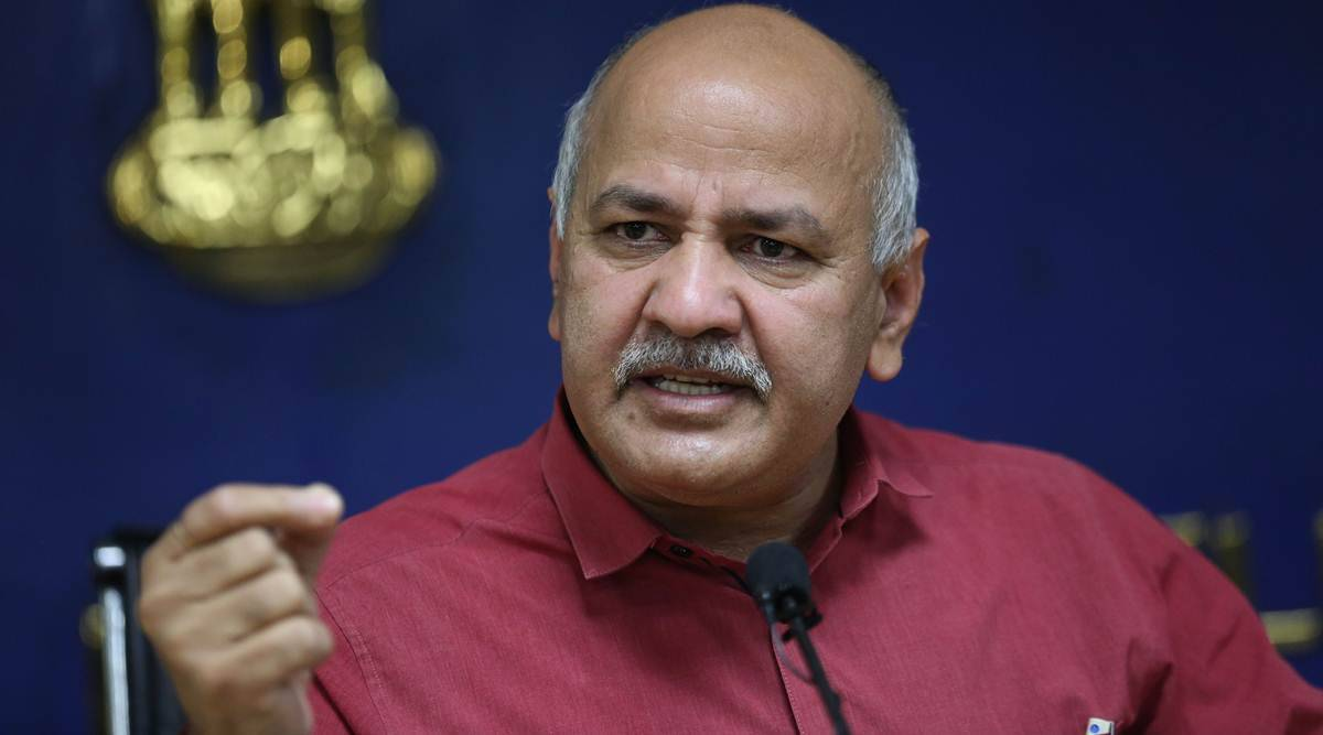Manish Sisodia accuses L-G Anil Baijal of bypassing elected govt, 'murder of democracy'