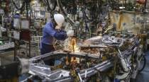Curbs hit Apr industrial output, IIP dips over Mar