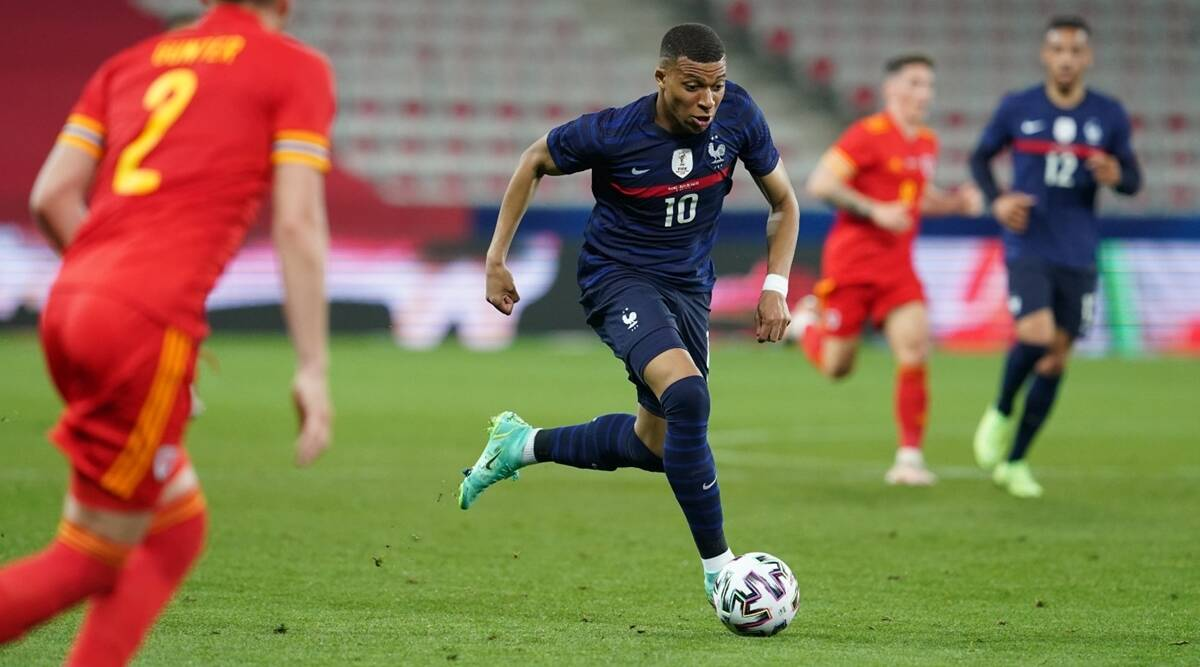 Euro 2020: The world at Kylian Mbappe's feet