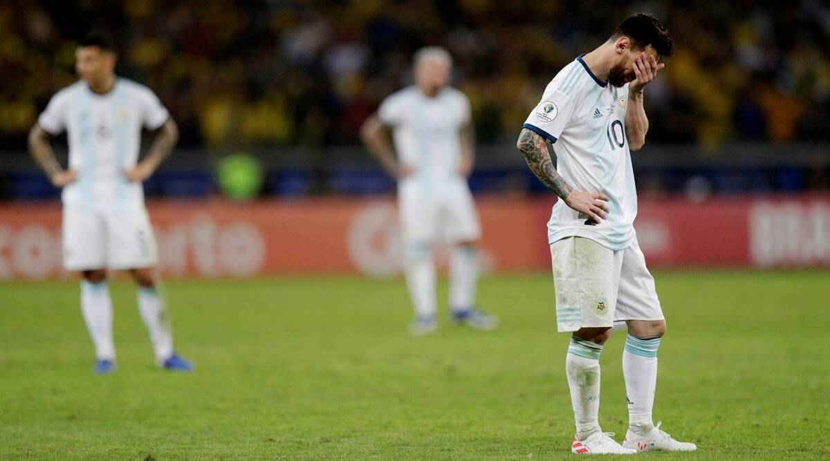 Another Copa America, another chance for Argentina to end drought